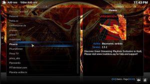 Phoenix Kodi Addon | How to Install Phoenix on Kodi
