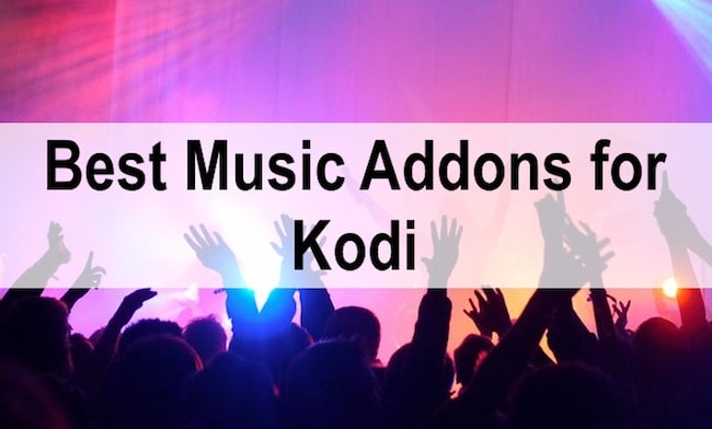 Best Music Addons for Kodi