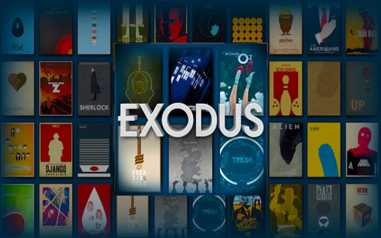 exodus kodi addon main