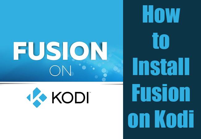 kodi how to download fusion